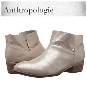 Anthropologie Snare Bootie By Seychelles